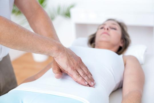 Séance ostéopathe cancer